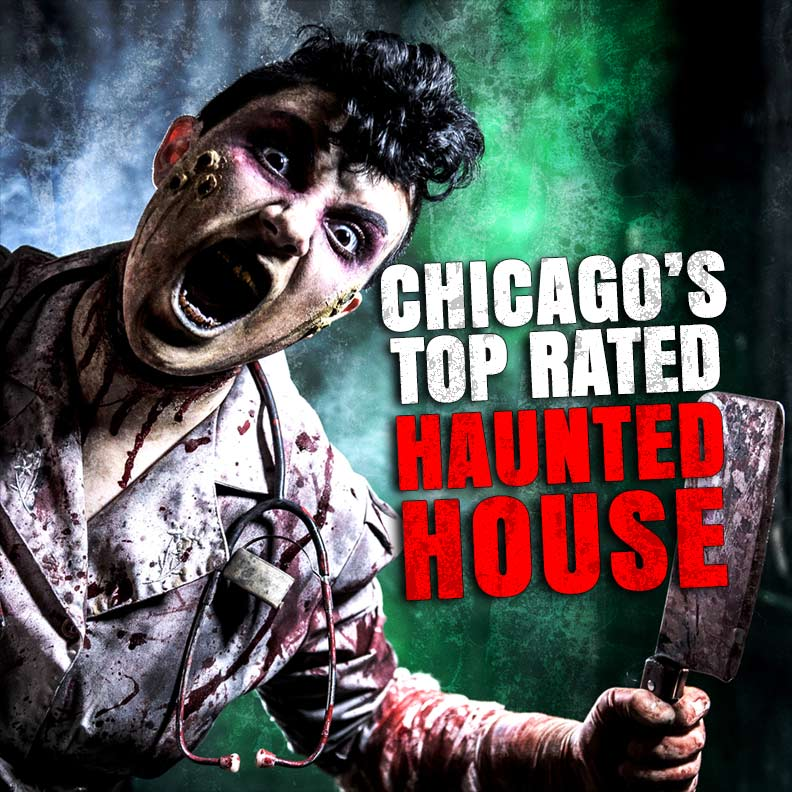 Cheap Haunted Houses Chicago Il: Midnight Terror Haunted House